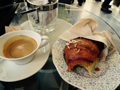 Perfect Pastries at Cafe Teatro